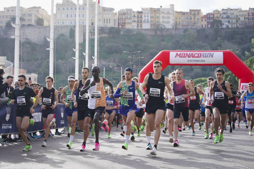 Monaco Run, 2020 edition