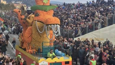 Photo of Menton's Unique International Fête du Citron: one of the World's Great Festivals, Full of Zest
