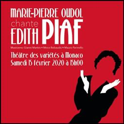 Concert by Marie-Pierre Oudol