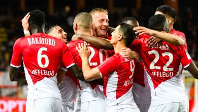 Photo of A third win in a row: AS Monaco brought a victory against Montpellier HSC