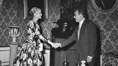 Photo of The incredible story behind the first meeting of Grace Kelly and Prince Rainier