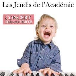 "Concert: ""Thursdays at the Academy"" with the Keyboard Department"