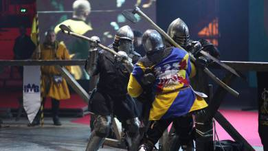 Photo of Buhurt Prime 2020: Medieval fierceness and physical endurance pillars of the best sport spirit in Fontvieille