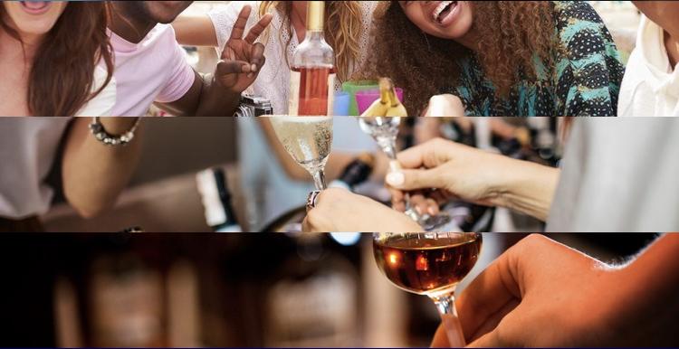 Open Wines & Spirits Tasting