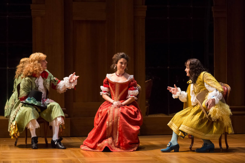 """""""The Misanthrope or the Cantankerous Lover"""" by Molière"""