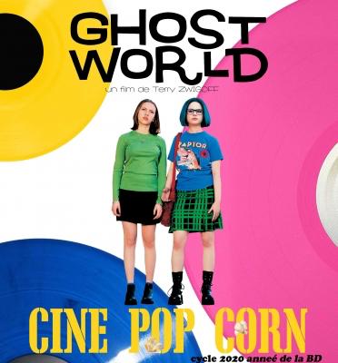 "Popcorn Cinema: ""Ghost World"" by Terry Zwigoff (2001)"