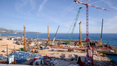 Photo of Anse du Portier: an essential reconstruction of the urban landscape and other Monaco news