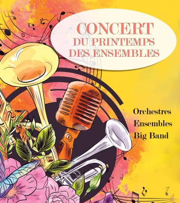 Spring Ensembles Concert