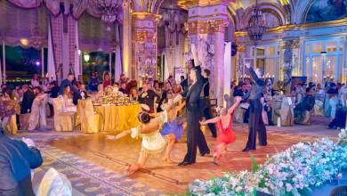 Photo of Beauty and Romance Reign at The Grand Ball of Princes and Princesses