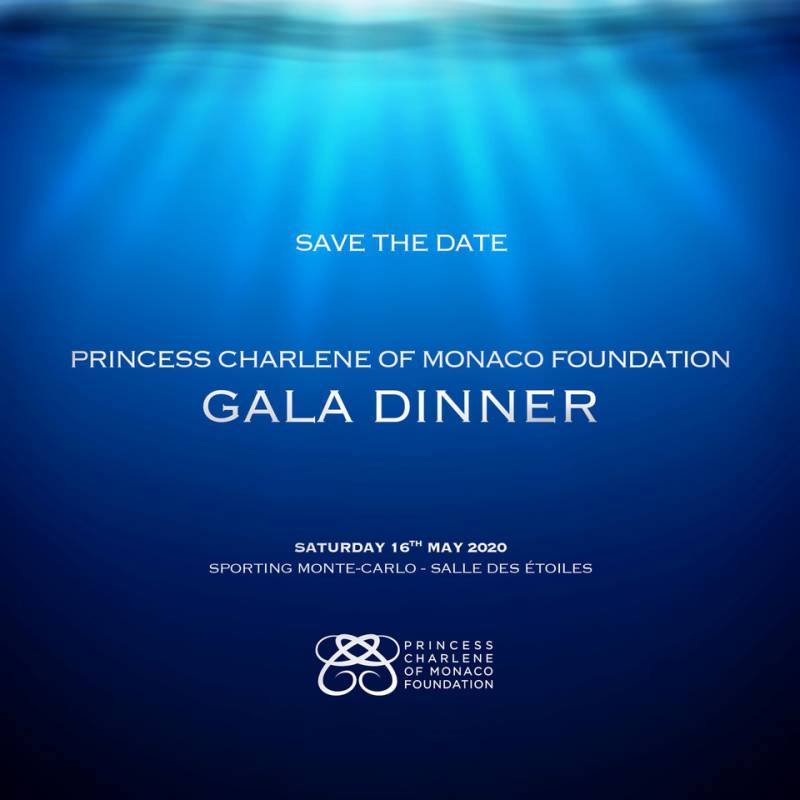 Princess Charlene Foundation is holding its First Gala