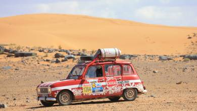 Photo of Monegasque Teams brave the Moroccan Dessert for the 4L Trophy Rally
