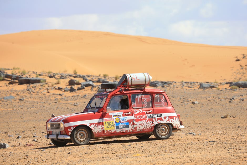 Monegasque Teams brave the Moroccan Dessert for the 4L Trophy Rally