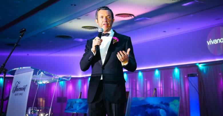 Founder of the Vivanova Club Bradley Mitton