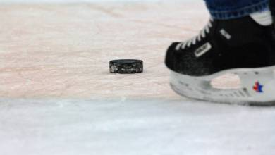 Photo of Hockey Legend Takes to Monaco's Ice Rink To Protect Against the Melting of the Arctic Ice and Save the Planet