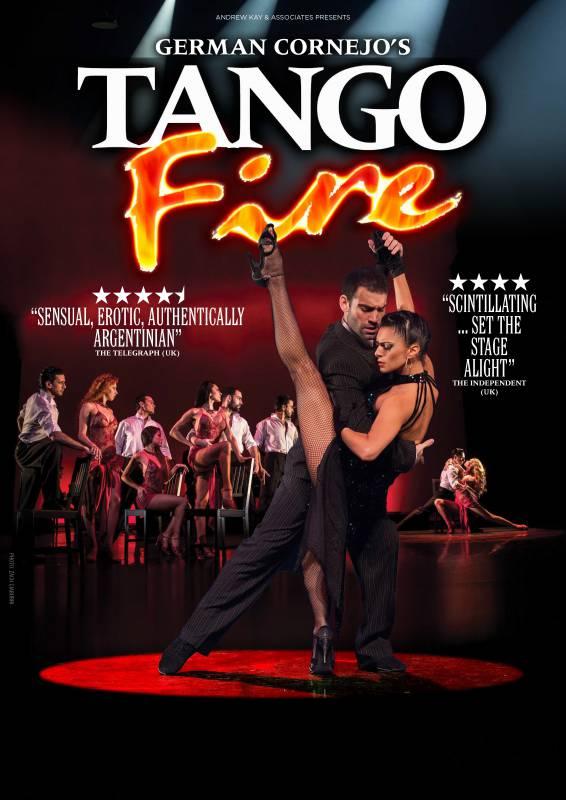 The Argentinian Tango Show «Tango Fire»