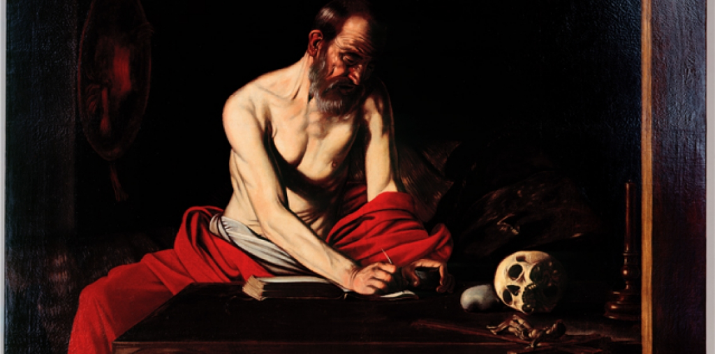 Exhibition The Caravage - The Power Of Light
