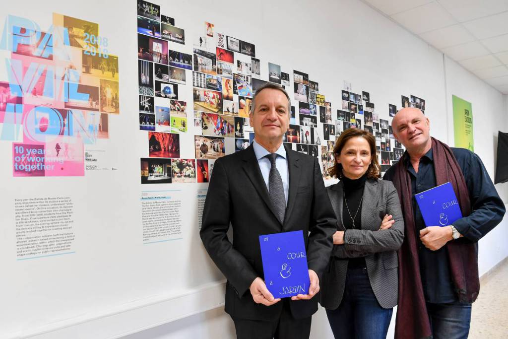 Ballets de Monte-Carlo and Pavillon Bosio: a fruitful cooperation