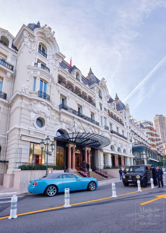 Hotel de Paris nowadays