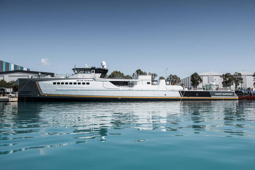 DAMEN Yacht Support BLUE OCEAN