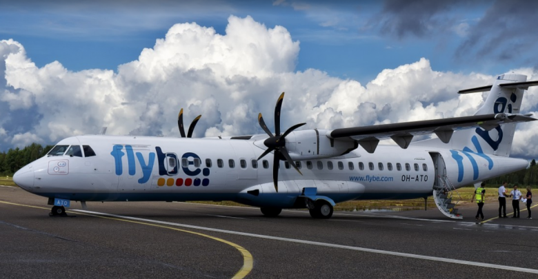 Flybe goes Under as Coronavirus Spreads