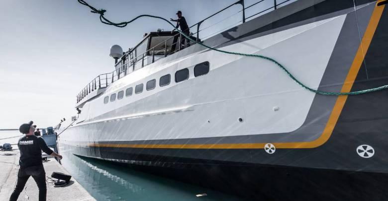 DAMEN Yacht Support BLUE OCEAN