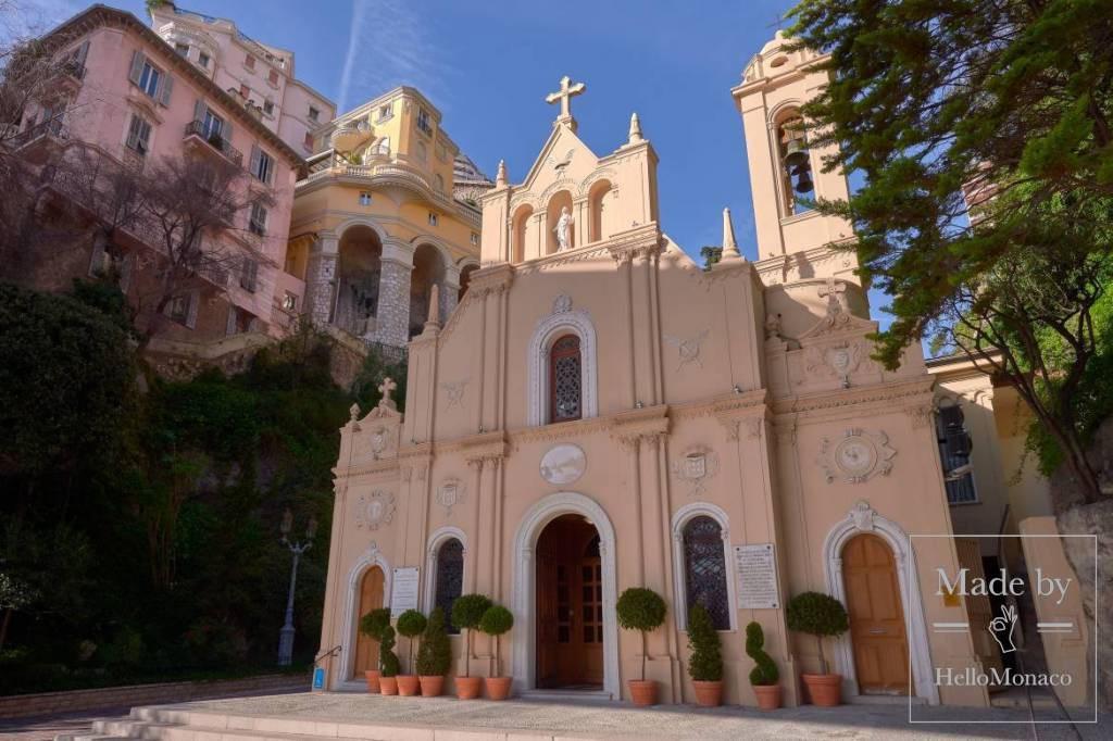 Chapel of St. Devote in Monaco