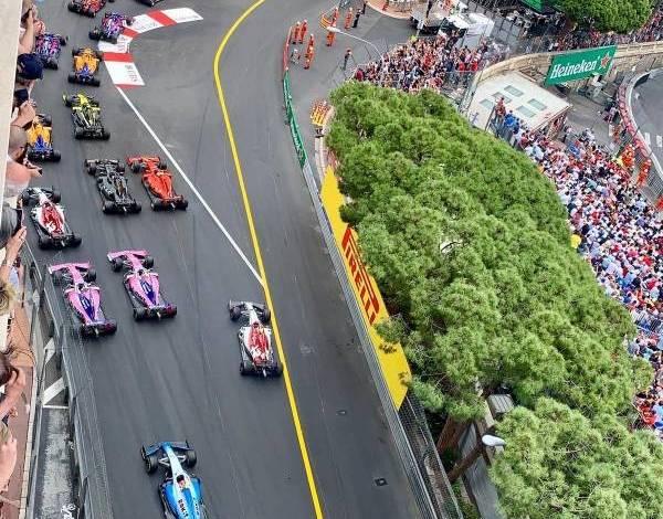 The Monaco Grand Prix. History of the Famous Track