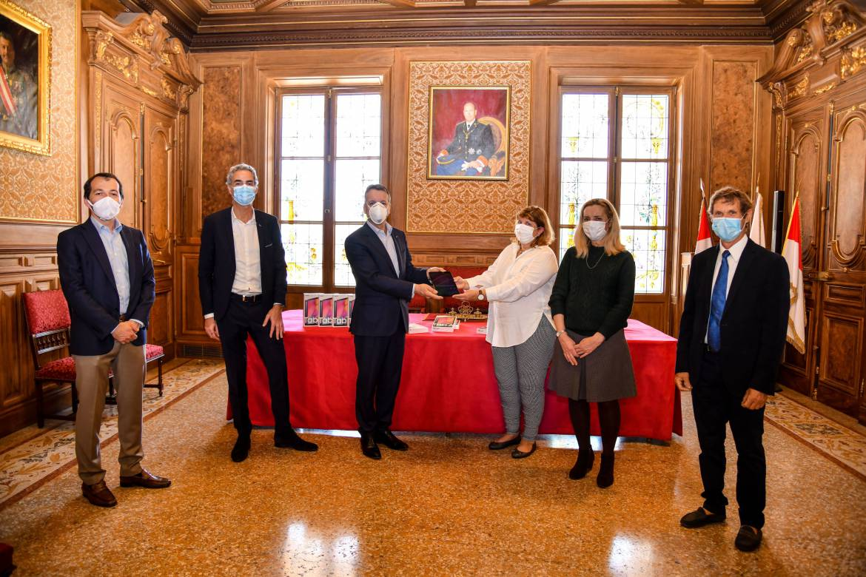 """Children and Future"" and Monaco Telecom Thrill 100 Fortunate Seniors in Alliance with the Mairie of Monaco"