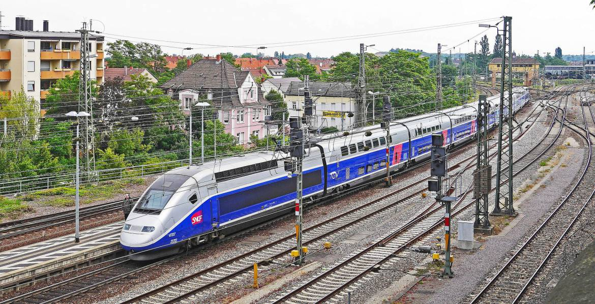 SNCF Train Schedules Are Gradually Resuming