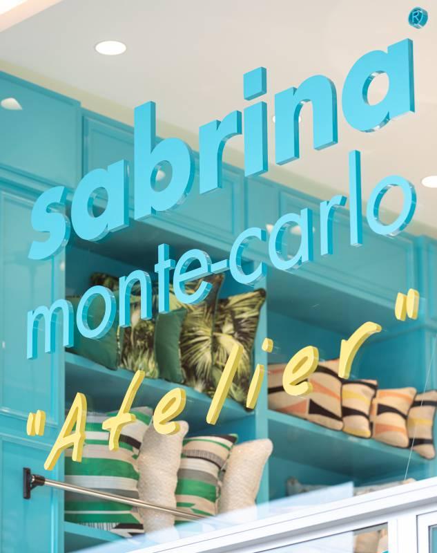 «Bahia» Showroom Reopens as Sabrina Monte-Carlo Spreads her Wings Internationally