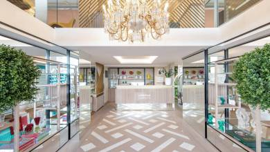 Photo of The Iconic «Bahia» Showroom Reopens as Sabrina Monte-Carlo Spreads her Wings Internationally