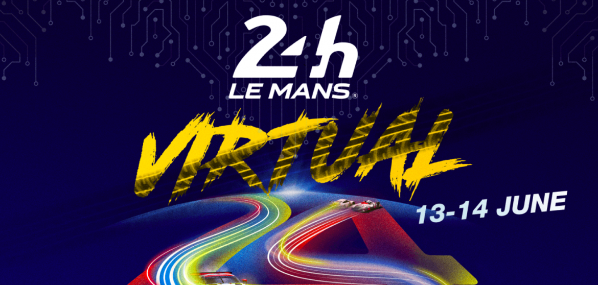 24 Hours of Le Mans Virtual 2020.