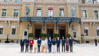Photo of Princely Family Inaugurate New Place du Casino and Other Princely News
