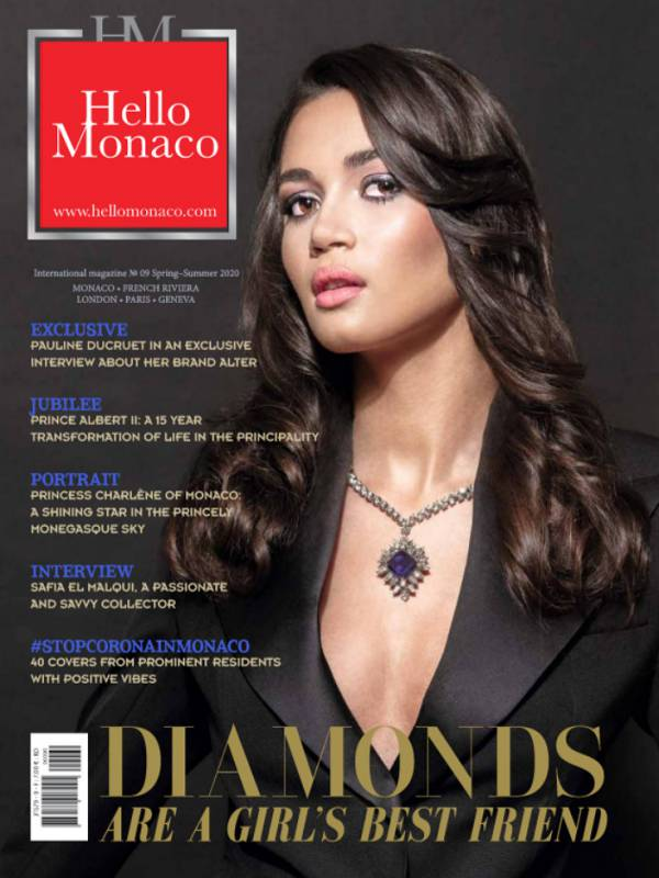 Hello Monaco Magazine: Spring-Summer 2020 edition