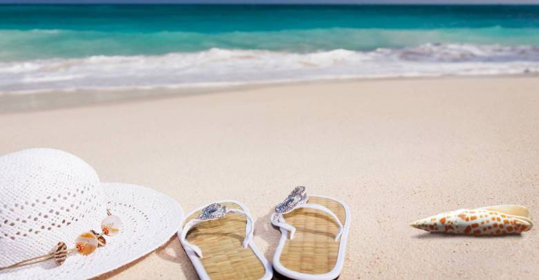Beach (illustration image)