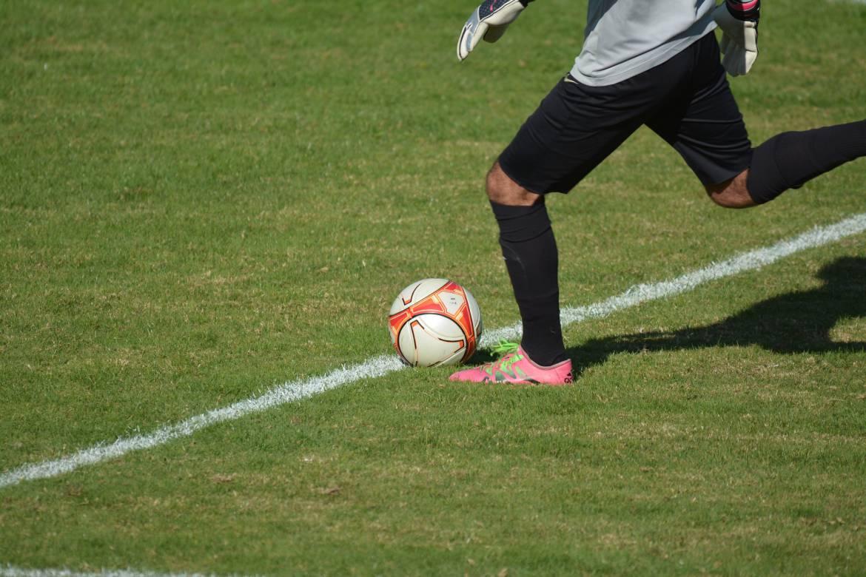 AS Monaco Player Keita Baldé's Heavenly Gesture