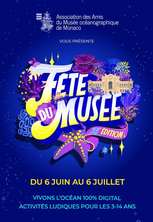 2nd edition of the Fête du Musée Océanographique