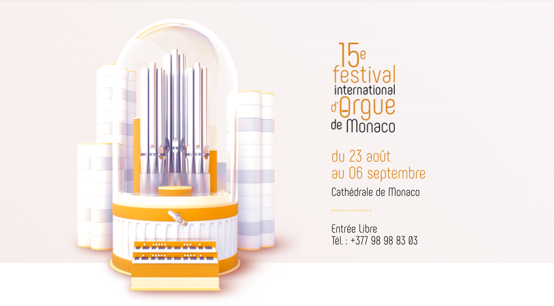 15th International Organ Festival