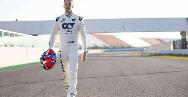 Daniil Kvyat speaks about the key to a successful career and the upcoming season