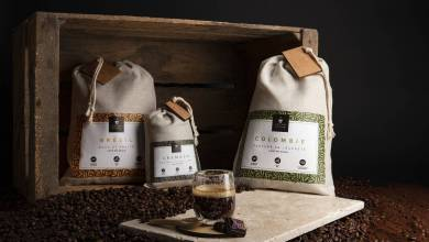Photo of Green Coffee — the «greenest» coffee in the Principality of Monaco