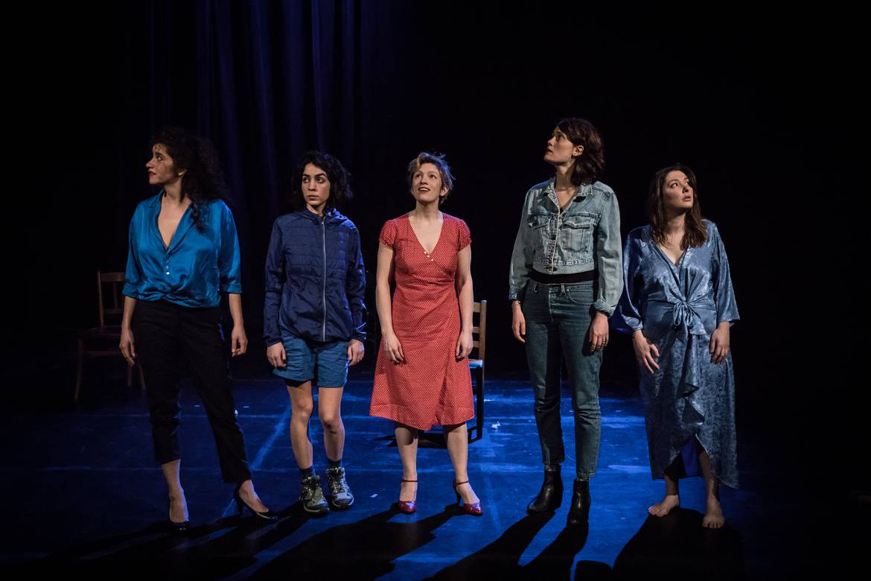 """Les Femmes de Barbe-Bleue"" (""Bluebeard's Women"")"