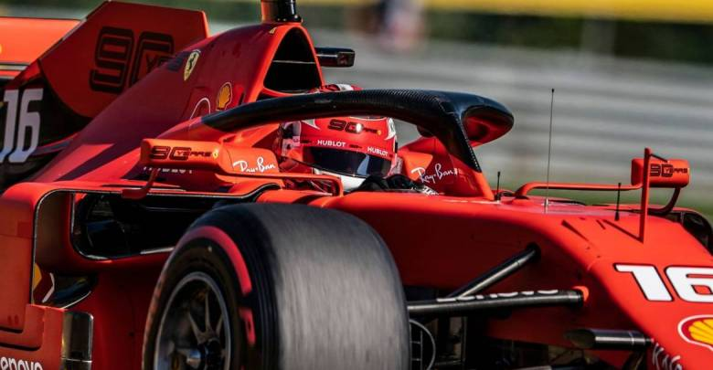 LeClerc Outshines the Field in the Australian Grand Prix