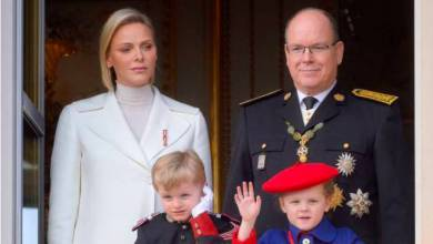 Photo of Princess Charlene shared a photo of Jacques and Gabriella and other princely news