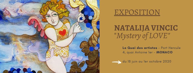 "Exhibition ""Mystery of Love"" by Natalija Vincic"