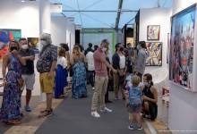 Photo of The first International Exhibition of Contemporary Art brings some good vibes to the Principality