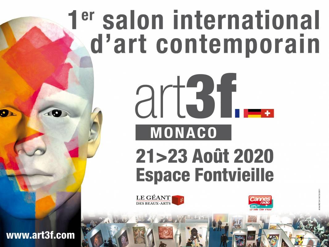 1st International Contemporary Art Fair art3f.