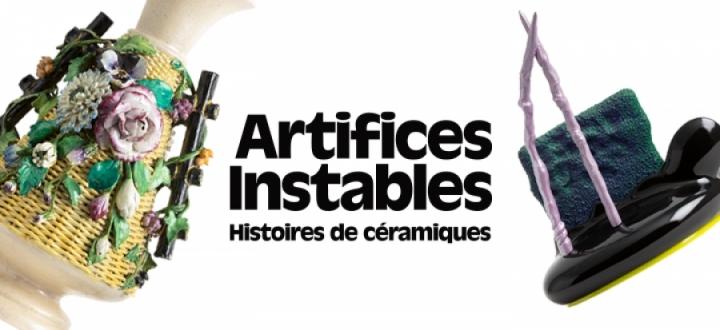 Unstable Artifices: Ceramics Stories