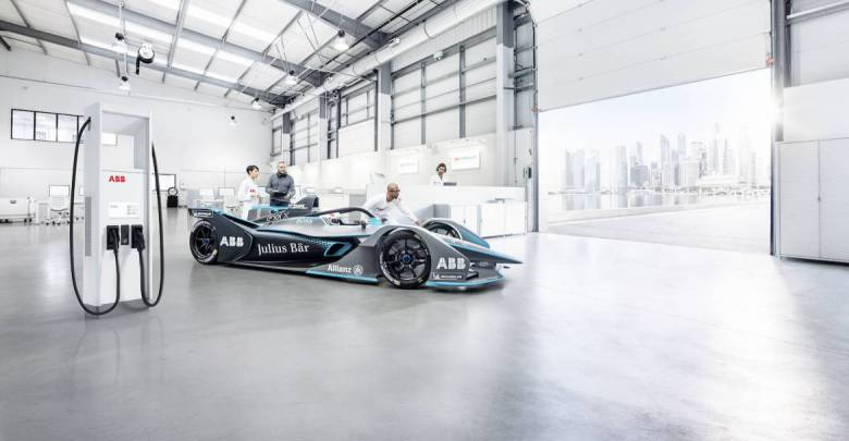The Formula E Leaps Forward With Breakthrough Gen3 Technology