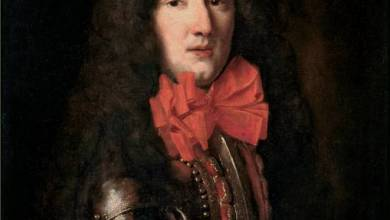 Photo of Prince Louis I of Monaco, friend and close ally of Louis XIV, Grand Monarch of France