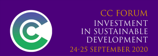 "CC Forum: ""Investment in Sustainable Development"""